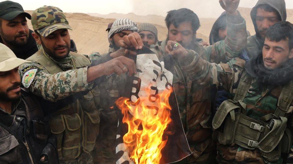 Συρία: Ανακατάληψη της Παλμύρας ανακοίνωσε ο κυβερνητικός στρατός