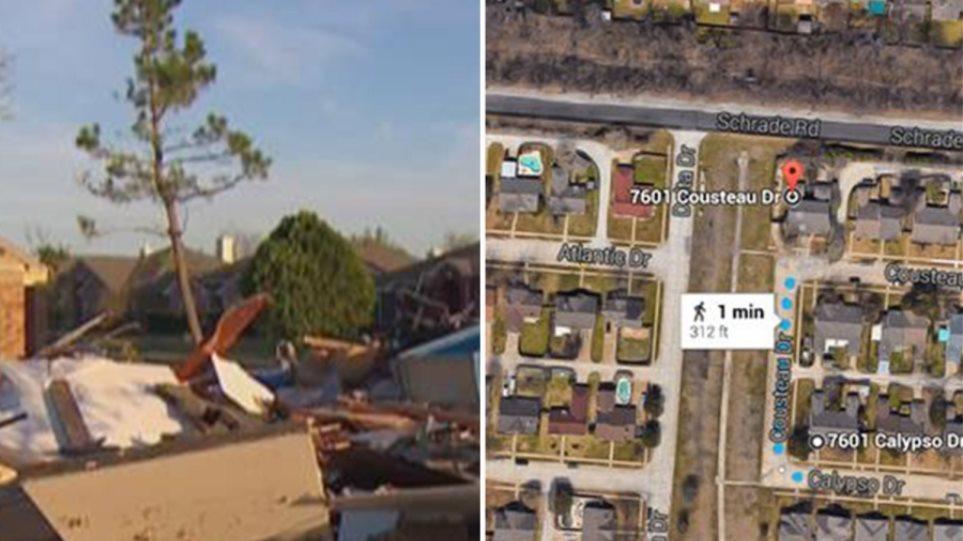 Απίστευτο: Μπουλντόζες γκρέμισαν το λάθος σπίτι εξαιτίας του... Google Maps