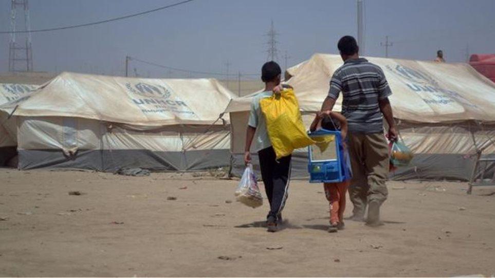 Deutsche Welle: Ορατός ο κίνδυνος νέου κύματος 1,2 εκατ. προσφύγων από το Ιράκ