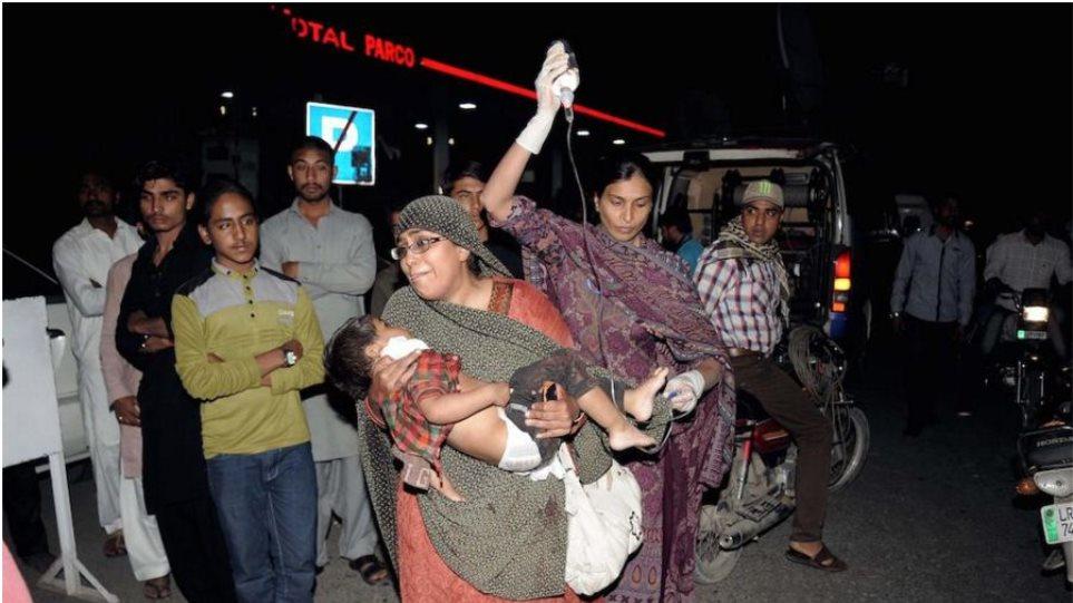 Πακιστάν: Μουσουλμάνοι τα περισσότερα θύματα στην Λαχόρη
