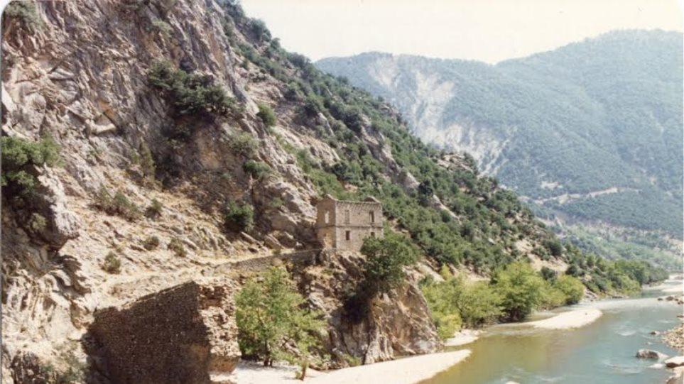 Ημέρα μνήμης για την ιστορική Γέφυρα Κοράκου στην Κοιλάδα του Αχελώου