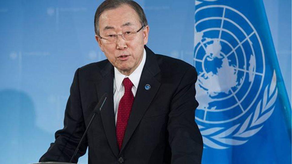 ΟΗΕ: Χαιρετίζει την επανάκτηση της Παλμύρας από τον έλεγχο των τζιχαντιστών