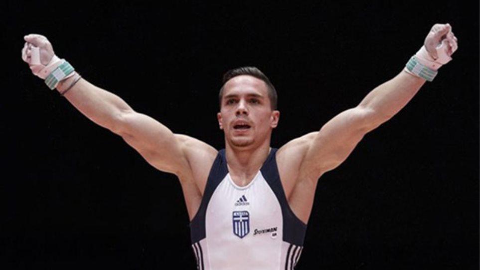 """Λευτέρης Πετρούνιας: """"Xρυσός"""" και στο Παγκόσμιο κύπελλο στην τελική ευθεία για Ρίο"""