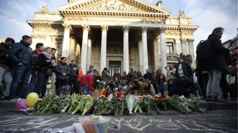 Στους 35 οι νεκροί από τις επιθέσεις στις Βρυξέλλες