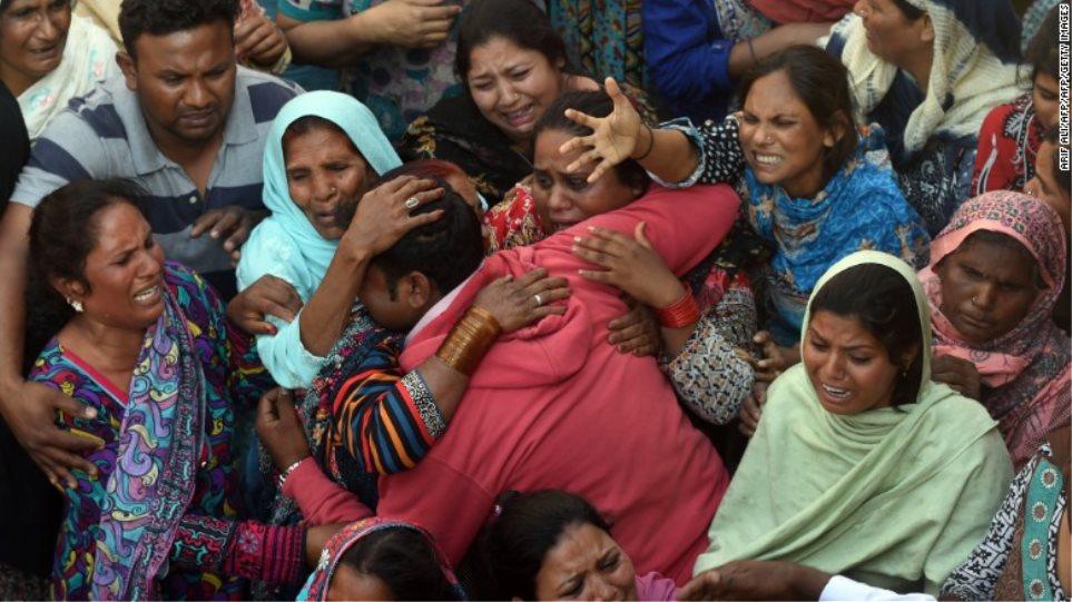Πακιστάν: Πέντε χιλιάδες συλλήψεις για την επίθεση στη Λαχόρη