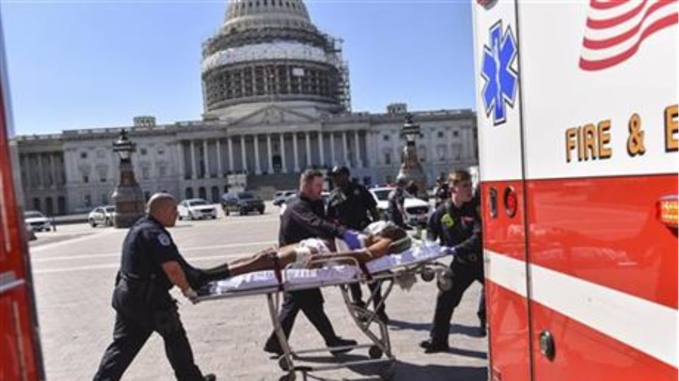 ΗΠΑ: «Προφήτης του Θεού» ο άνδρας που σκόρπισε τον τρόμο στο Καπιτώλιο
