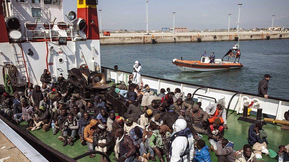 Ιταλία: Σε 24 ώρες διασώθηκαν πάνω από 1.500 πρόσφυγες