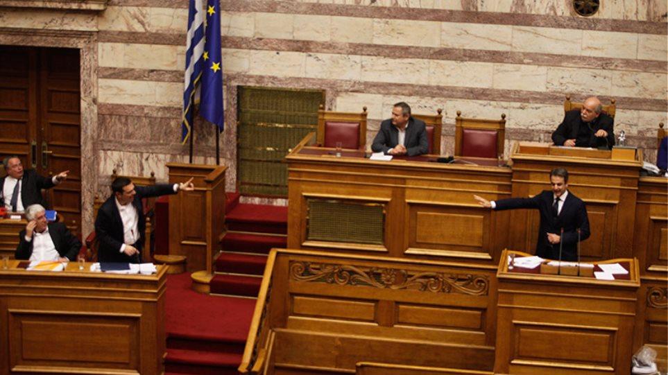 Κυριάκος σε Τσίπρα: Παραιτηθείτε, πάμε σε εκλογές!