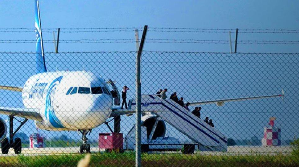 Αεροπειρατεία στην Κύπρο: Απελευθερώθηκαν οι περισσότεροι επιβάτες