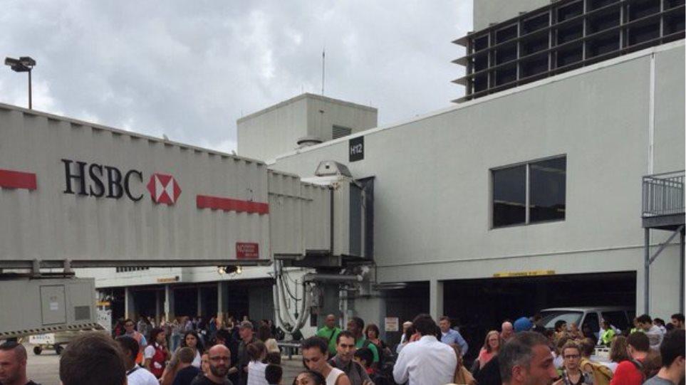 ΗΠΑ: Συναγερμός στο αεροδρόμιο του Μαϊάμι λόγω ύποπτου αντικειμένου