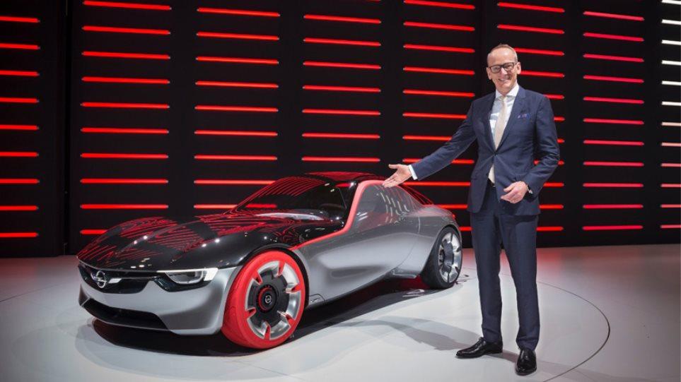 Θα μπει στην παραγωγή το Opel GT;