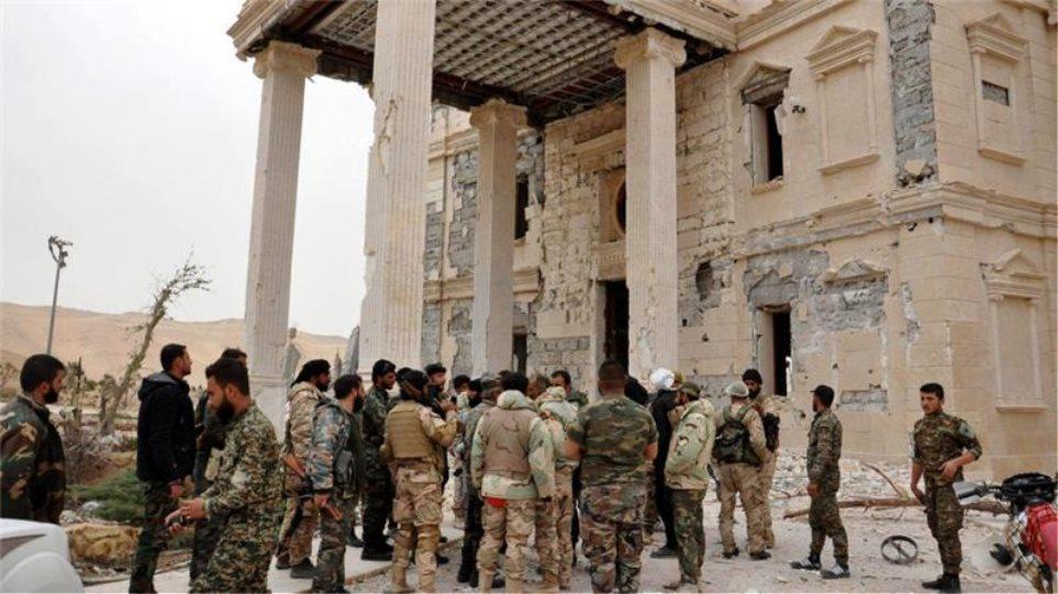 ΗΠΑ: Ικανοποίηση για την Παλμύρα, ο Άσαντ να μην συνεχίσει να τυραννά τον λαό