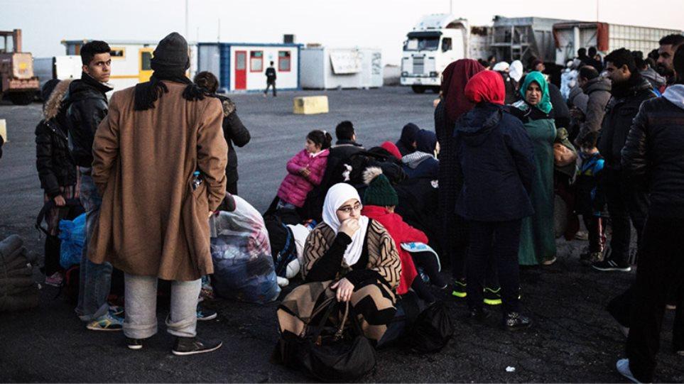 Οι πρόσφυγες αυξήθηκαν 1.277% μόνο το πρώτο τρίμηνο του 2016