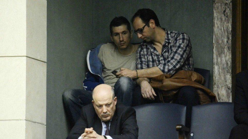 Στη Βουλή και ο Δημήτρης Διαμαντίδης!