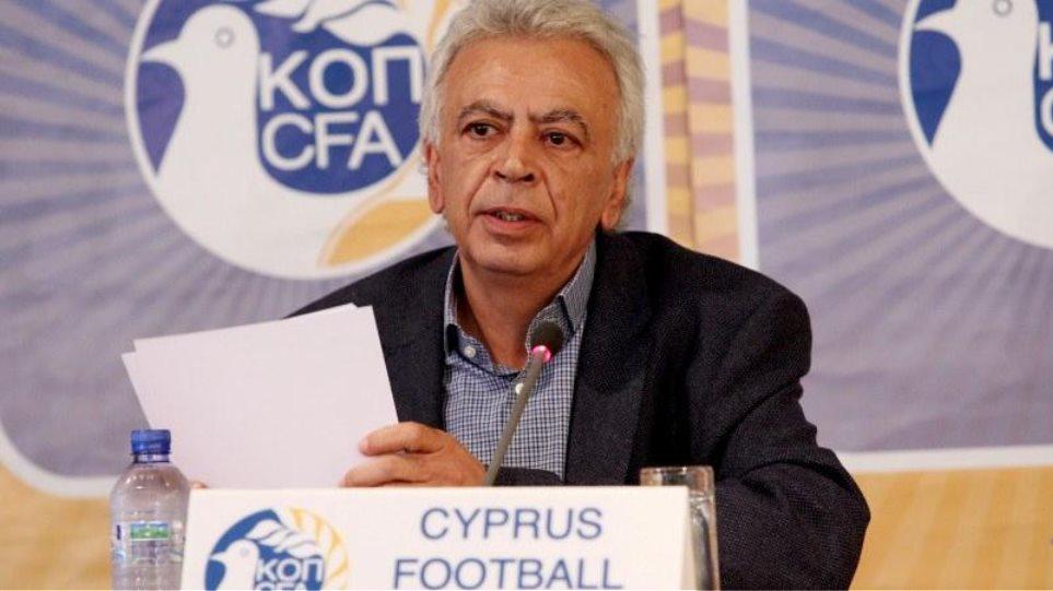 Σημάδι… καλής θέλησης από FIFA-UEFA ενόψει του ραντεβού με Κοντονή