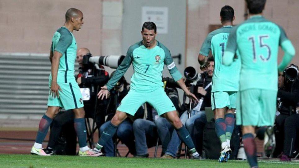 Βίντεο: Είχε… όρεξη η Πορτογαλία του Σάντος, 2-1 το Βέλγιο