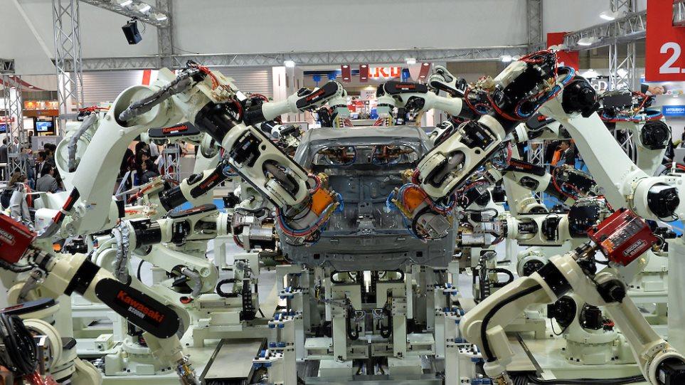 Ιαπωνία: Μείωση 6,2% κατέγραψε η βιομηχανική παραγωγή τον Φεβρουάριο