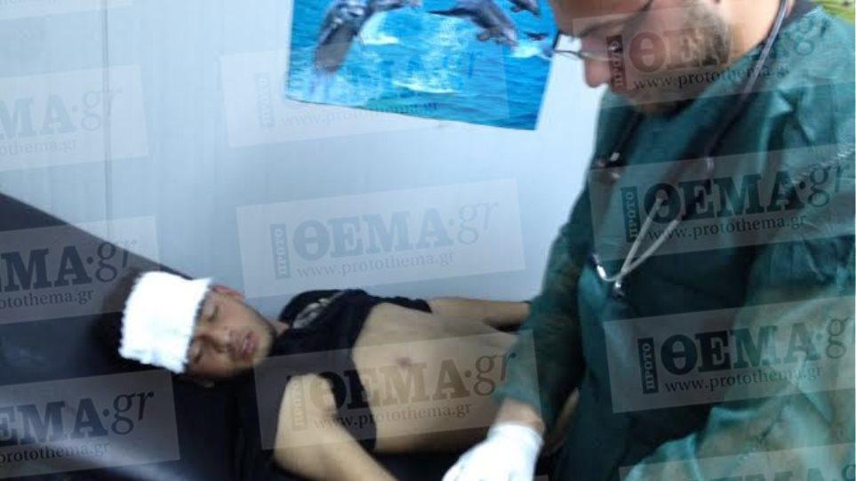 Πειραιάς: Φωτογραφίες και βίντεο από τα επεισόδια και τους τραυματισμούς