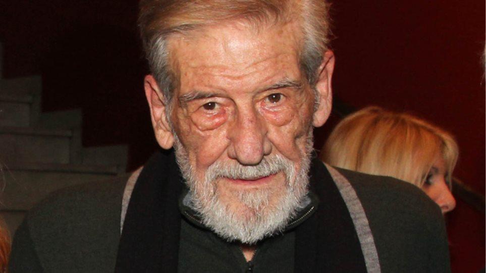Διασωληνωμένος στο Ιπποκράτειο ο ηθοποιός Γιάννης Βόγλης