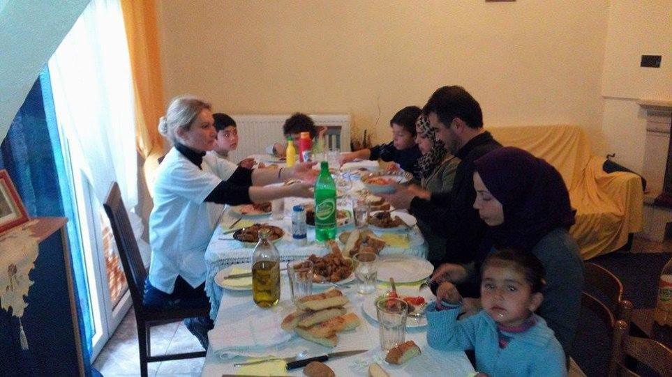 Ξεκινά το πρόγραμμα χρηματοδοτούμενης φιλοξενίας προσφύγων σε σπίτια