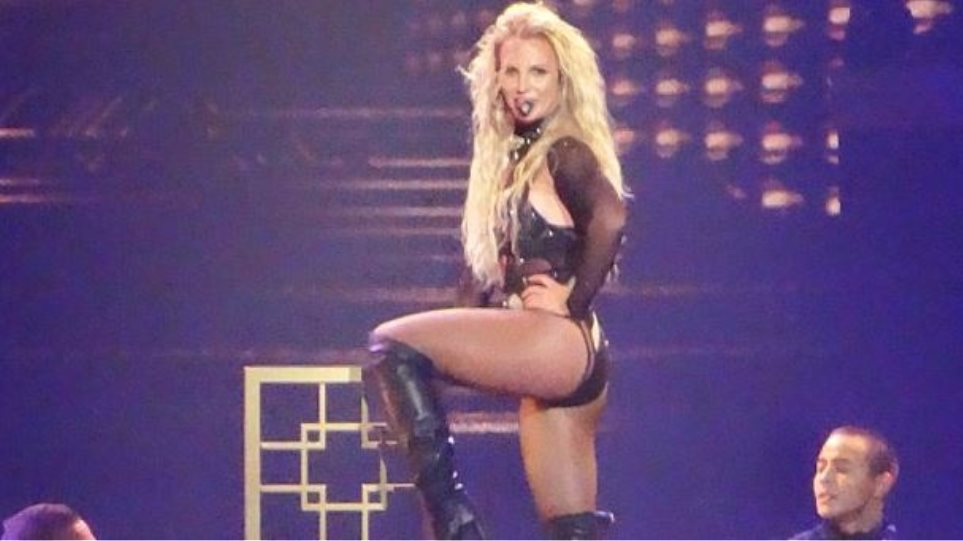 H σέξι επιστροφή της Britney Spears στο Λας Βέγκας
