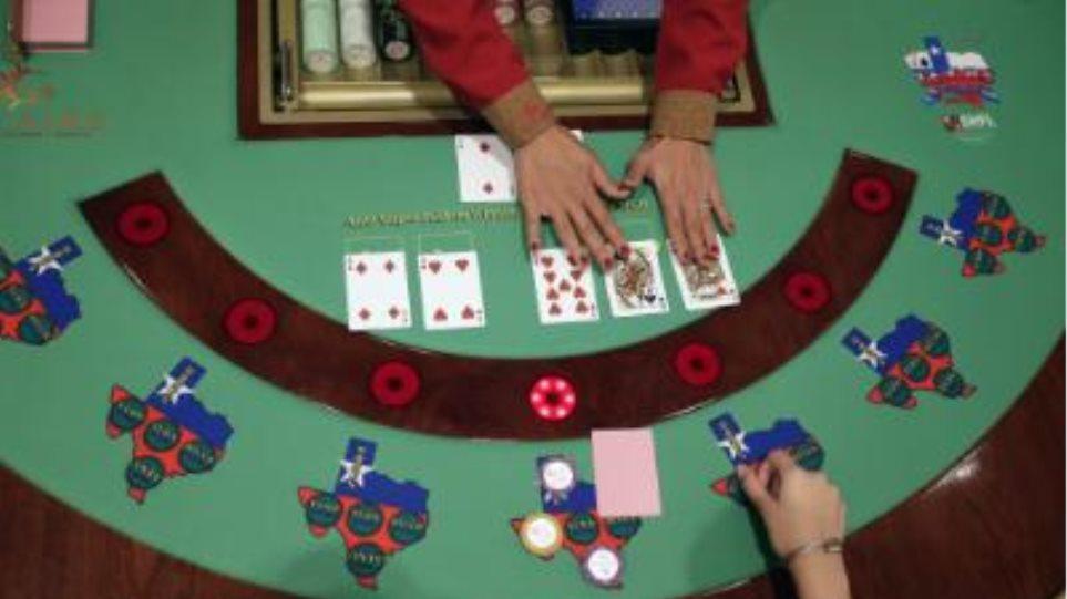Αυτοσχέδιο καζίνο με μεγάλα ποσά στη Ρόδο