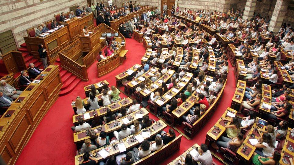 Η Βουλή και Ευρωβουλή αποφασίζουν για την άρση ασυλίας πέντε βουλευτών