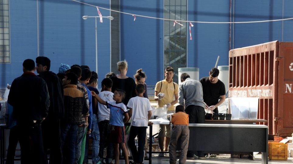 Στους 53.925 οι μετανάστες που βρίσκονται στην Ελλάδα