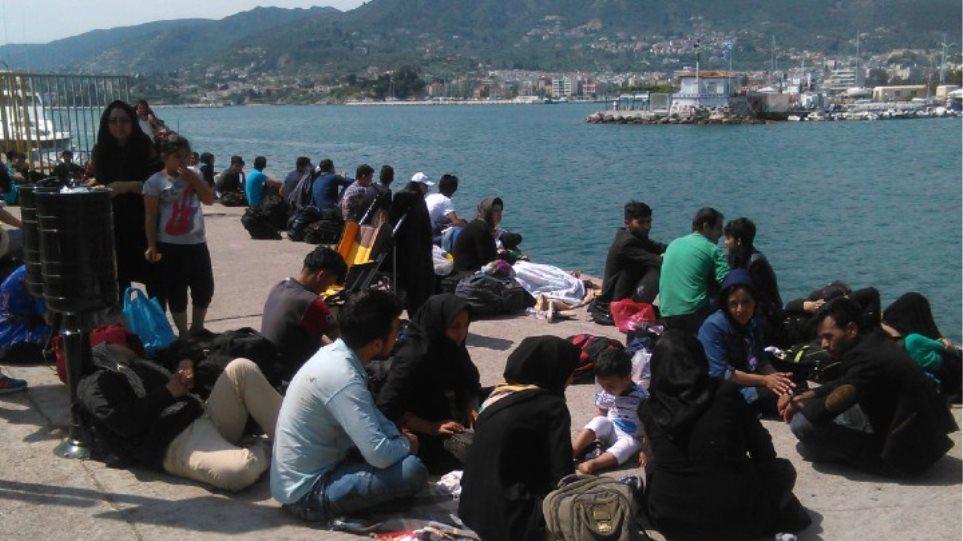 Μείωση 20% στην τουριστική κίνηση στα νησιά που δέχονται πρόσφυγες