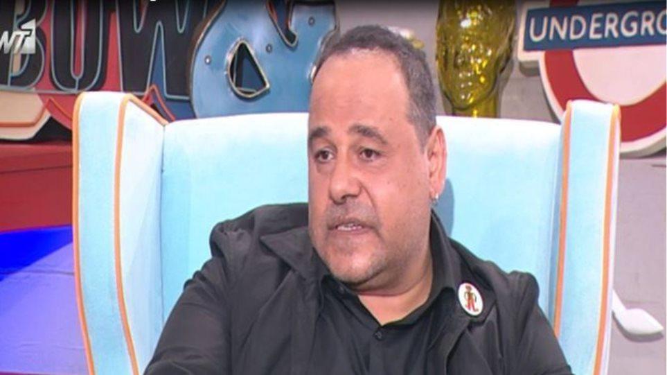 Αλέξανδρος Ρήγας: «Δεν θα κινηθώ νομικά κατά της Άννας Παναγιωτοπούλου»
