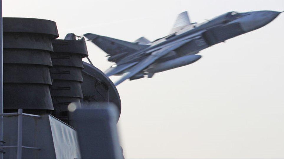 Ρωσία: «Εκπαιδευτικές» οι πτήσεις των μαχητικών μας στη Βαλτική