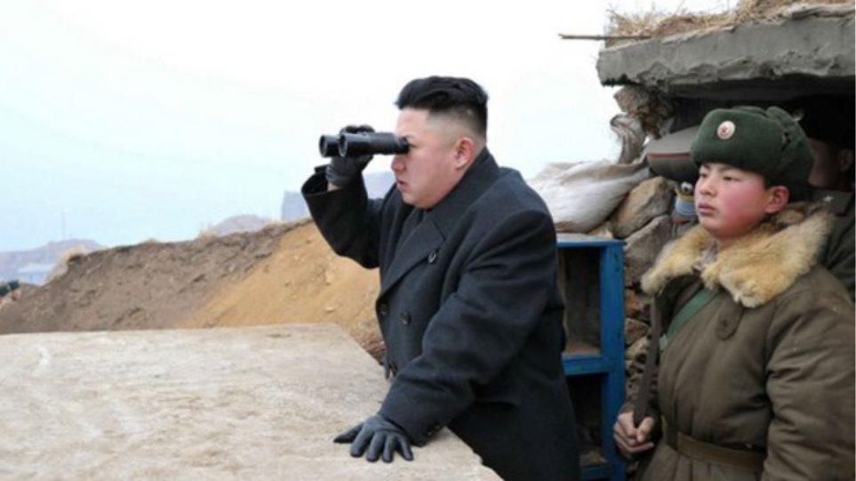 Β. Κορέα: Αποτυχημένη προσπάθεια εκτόξευσης βαλλιστικού πυραύλου