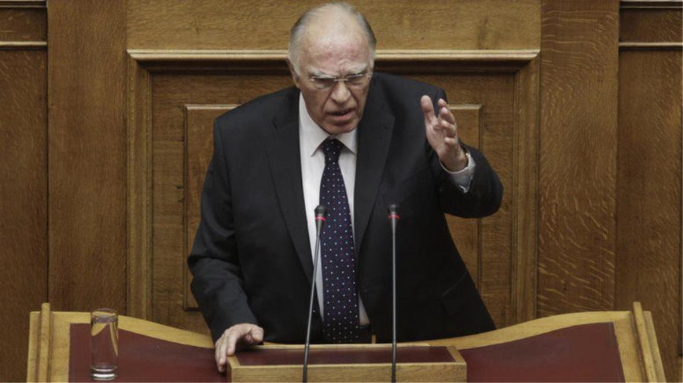 Λεβέντης: Η κυβέρνηση δεν θα μακροημερεύσει