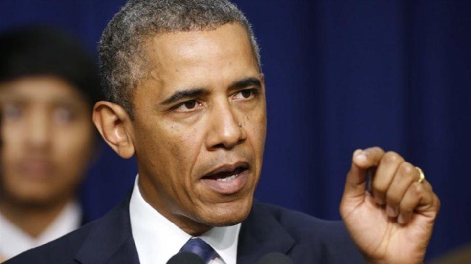 Συνομιλίες Ομπάμα για την αντιμετώπιση του Ισλαμικού  Κράτους
