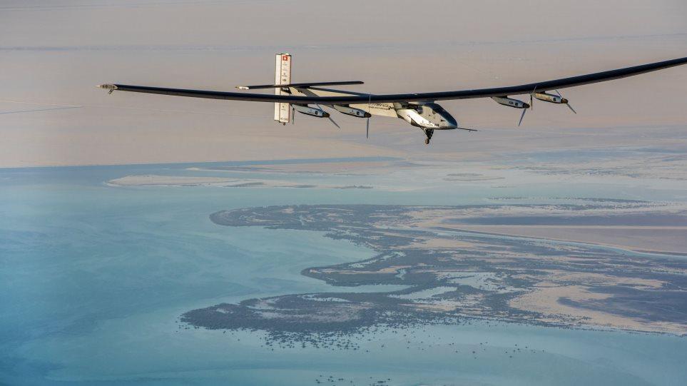 Χαβάη: Και πάλι στον αέρα το Solar Impulse 2