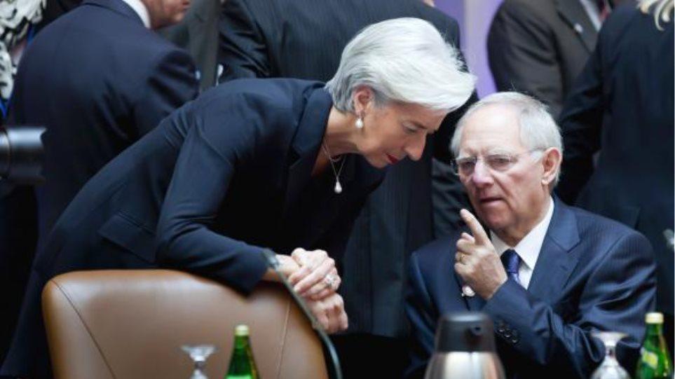 DW: Κρίση στις σχέσεις Γερμανίας-ΔΝΤ με φόντο την Ελλάδα
