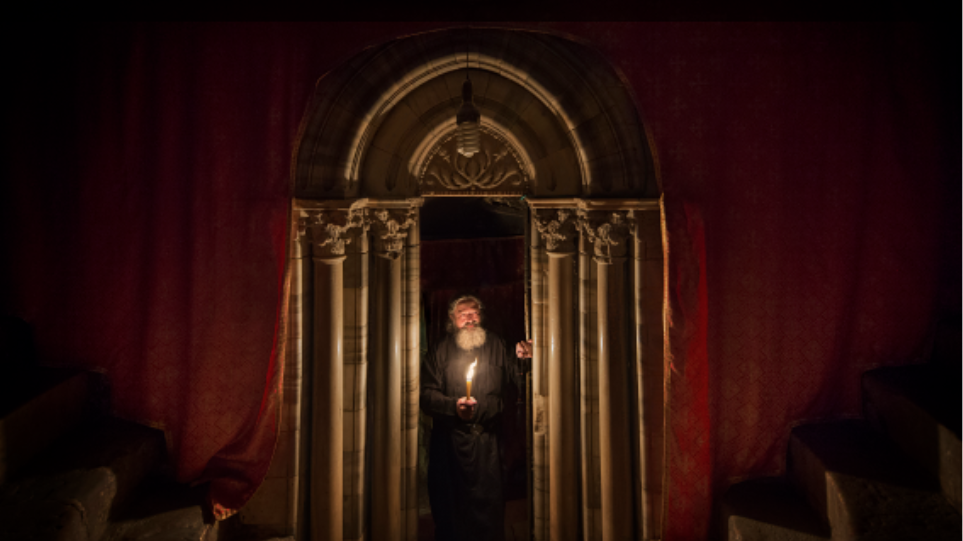 Eκθεση φωτογραφίας: Μία διαρκής πίστη - Η ορθοδοξία στους Αγίους Τόπους