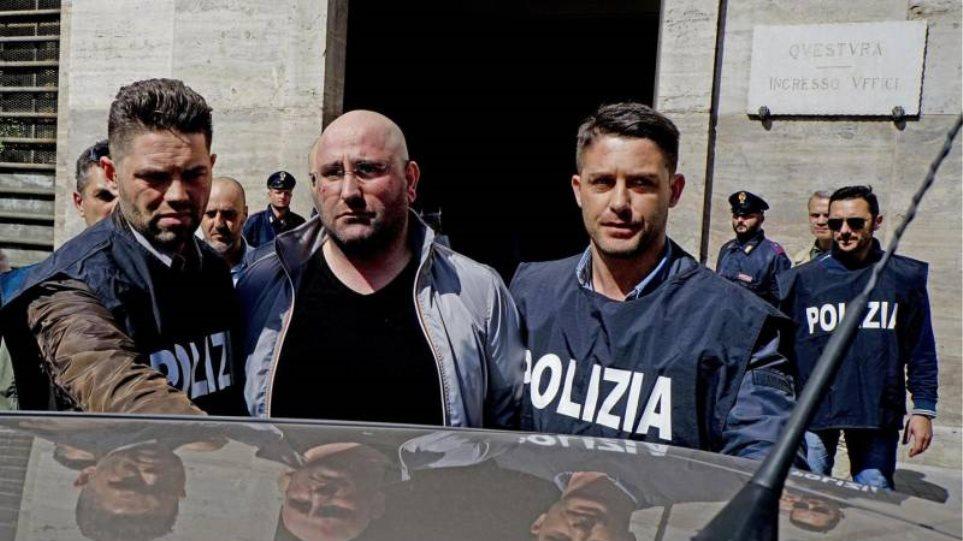 Αστυνομικοί ντυμένοι πιτσοδόροι συνέλαβαν μεγαλομαφιόζο της Νάπολης