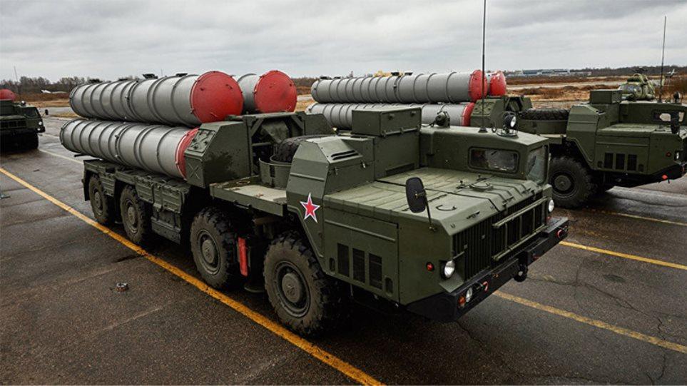 Το Ιράν επιδεικνύει ρωσικά S-300