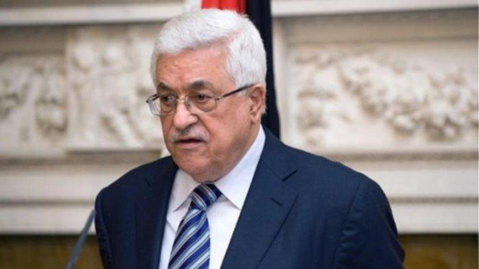 Στη Ρωσία ο Παλαιστίνιος πρόεδρος Αμπάς