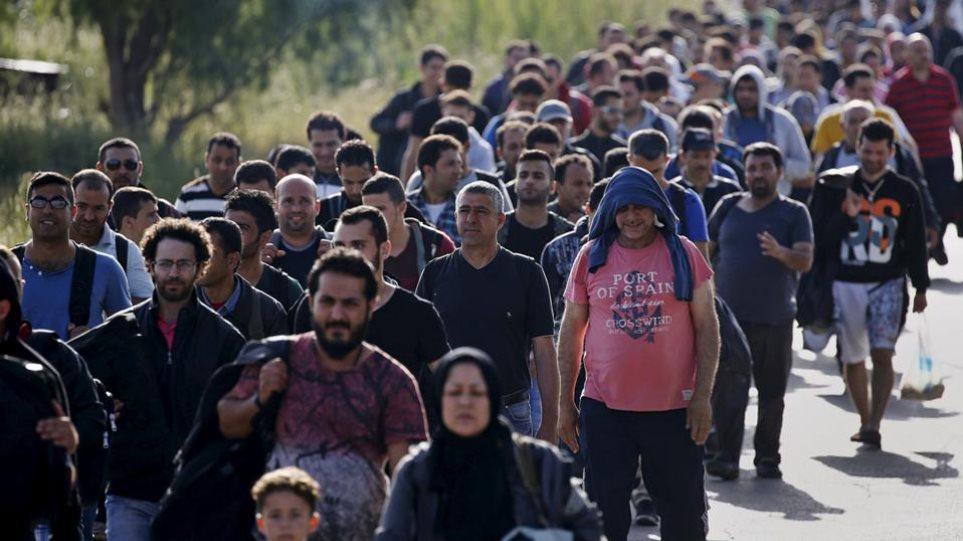 Στους 53.805 οι πρόσφυγες στην Ελλάδα