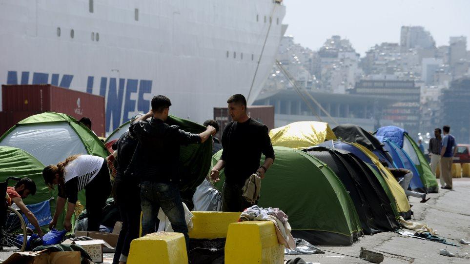 Διεθνής Αμνηστία: Ανεπαρκείς οι συνθήκες για τους πρόσφυγες στην Ελλάδα