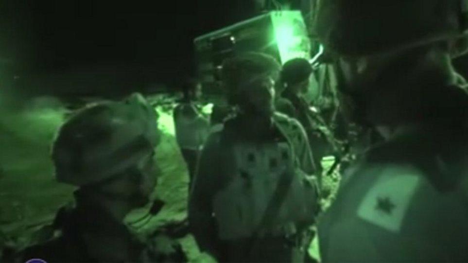 Ο ισραηλινός στρατός ανακάλυψε και κατέστρεψε τούνελ που συνδέει τη λωρίδα της Γάζας με το Ισραήλ