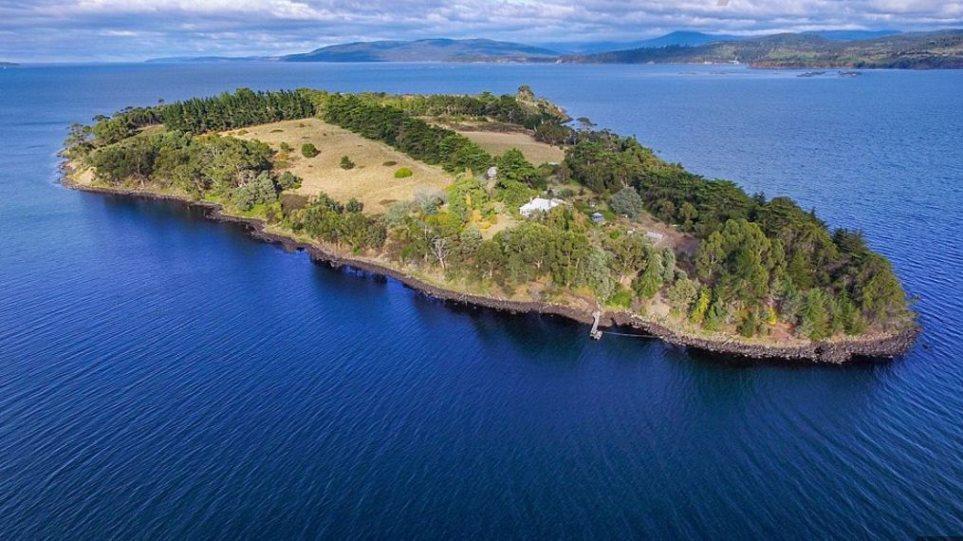 Το παραδεισένιο νησί που κοστίζει λιγότερο από ένα σπίτι