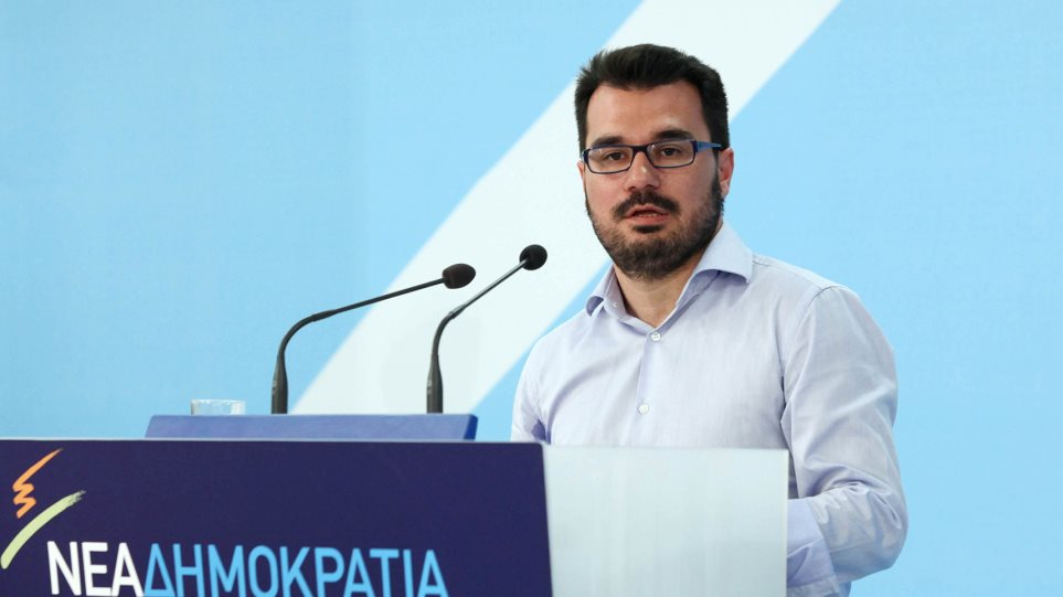 Παραιτήθηκε από γραμματέας της ΝΔ ο Ανδρέας Παπαμιμίκος