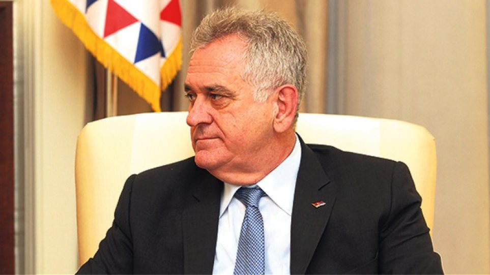 Στην Κέρκυρα ο πρόεδρος της Σερβικής Δημοκρατίας Τόμισλαβ Νίκολιτς