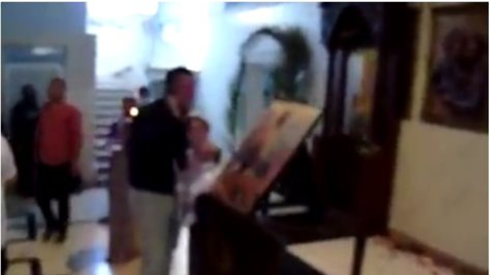 Συγκλονιστικό βίντεο: Tζιχαντιστές χτύπησαν Ελληνορθόδοξη εκκλησία την ώρα της λειτουργίας