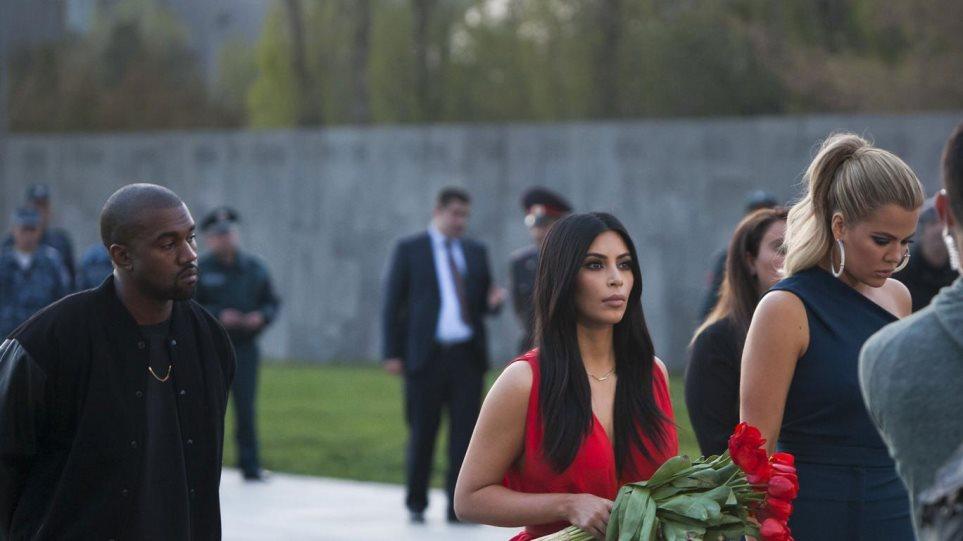 H Kim Kardashian «επιτέθηκε» στη Wall Street Journal για τη γενοκτονία των Αρμενίων