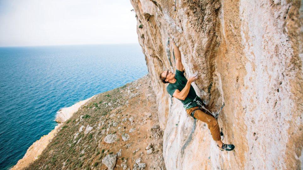 Κάλυμνος: Ο top προορισμός στον κόσμο για αναρρίχηση