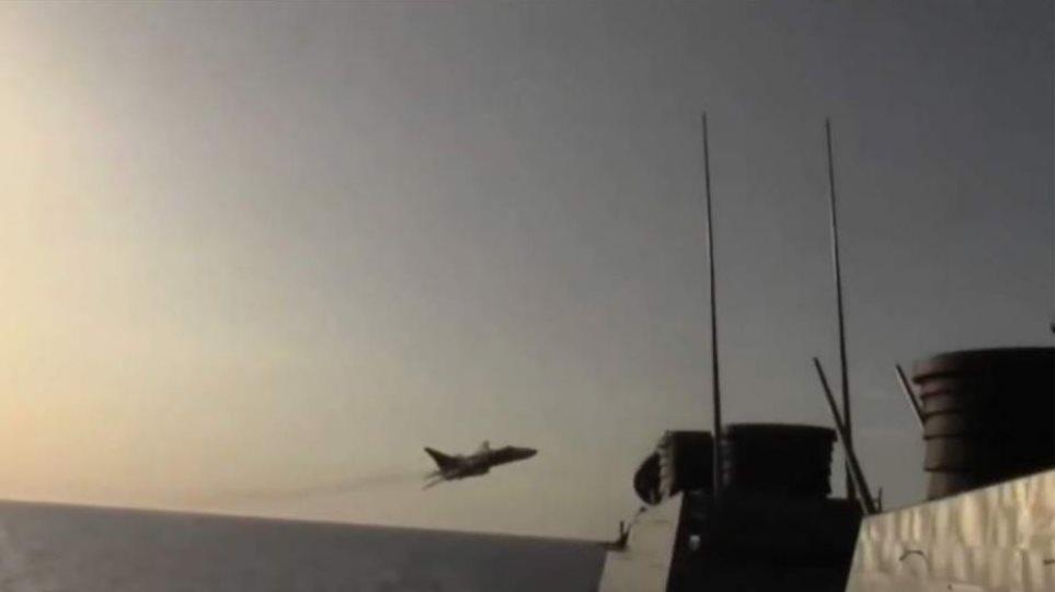 Βίντεο: «Παιχνίδια πολέμου» στη Βαλτική μεταξύ Ρωσίας και ΗΠΑ